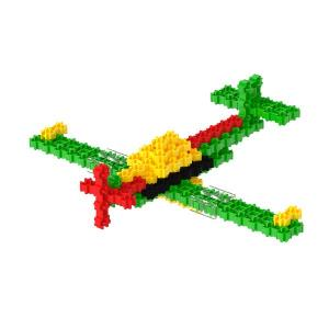 Airplane - Fanclastic - 3D creative building set for children