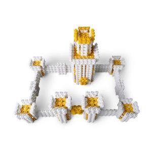 Замок - конструктор для детей Фанкластик