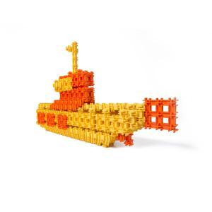 Субмарина - детский конструктор Фанкластик